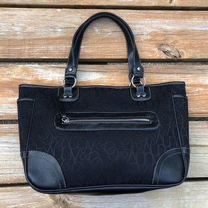 NY&Co Black Tote/Shoulder Bag